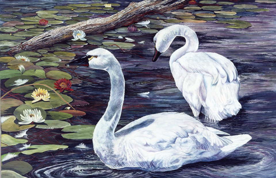 al wentzell wildlife art8