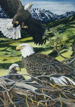 al wentzell wildlife art6