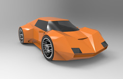 Car 1b