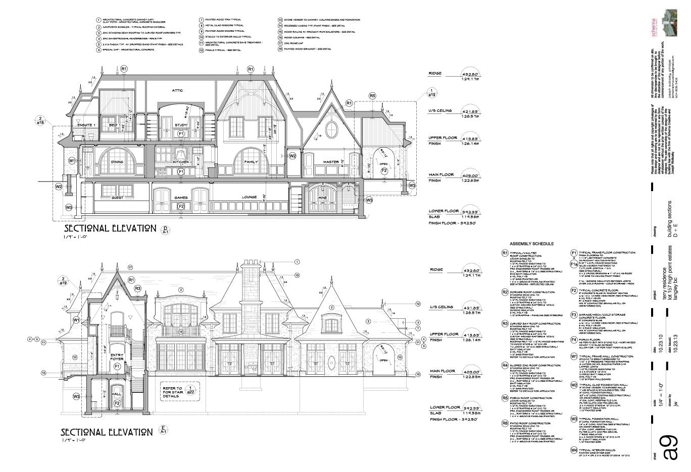 A9-BUILDING-SECTIONS-D-E