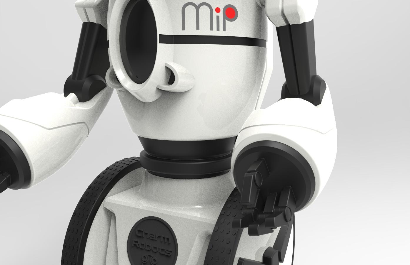 Robot Detail 2