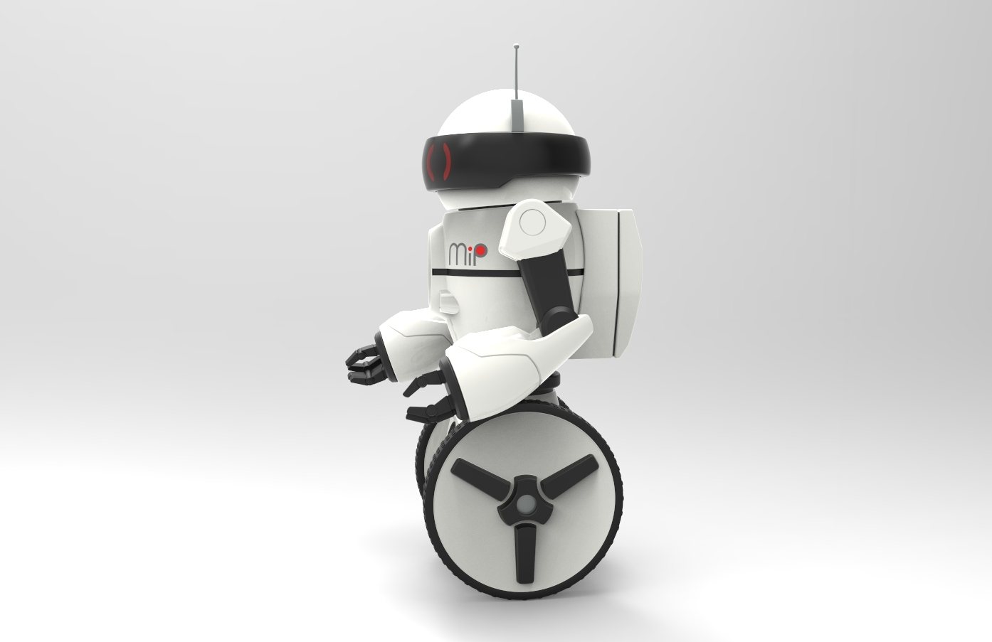 Robot Side View