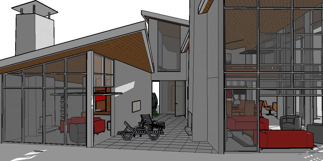 terrace/court