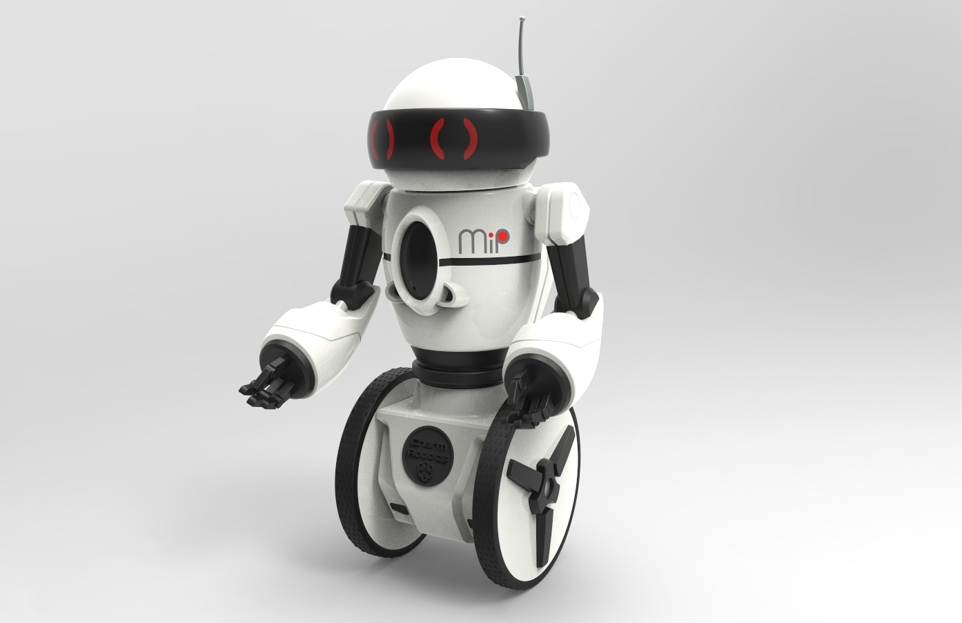 Robot Front View 1