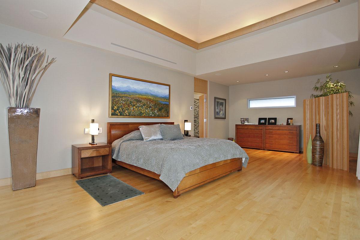 master bed northwest