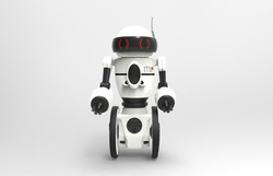 Robot Front View 3