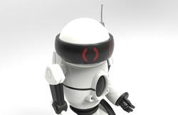 Robot Detail 1