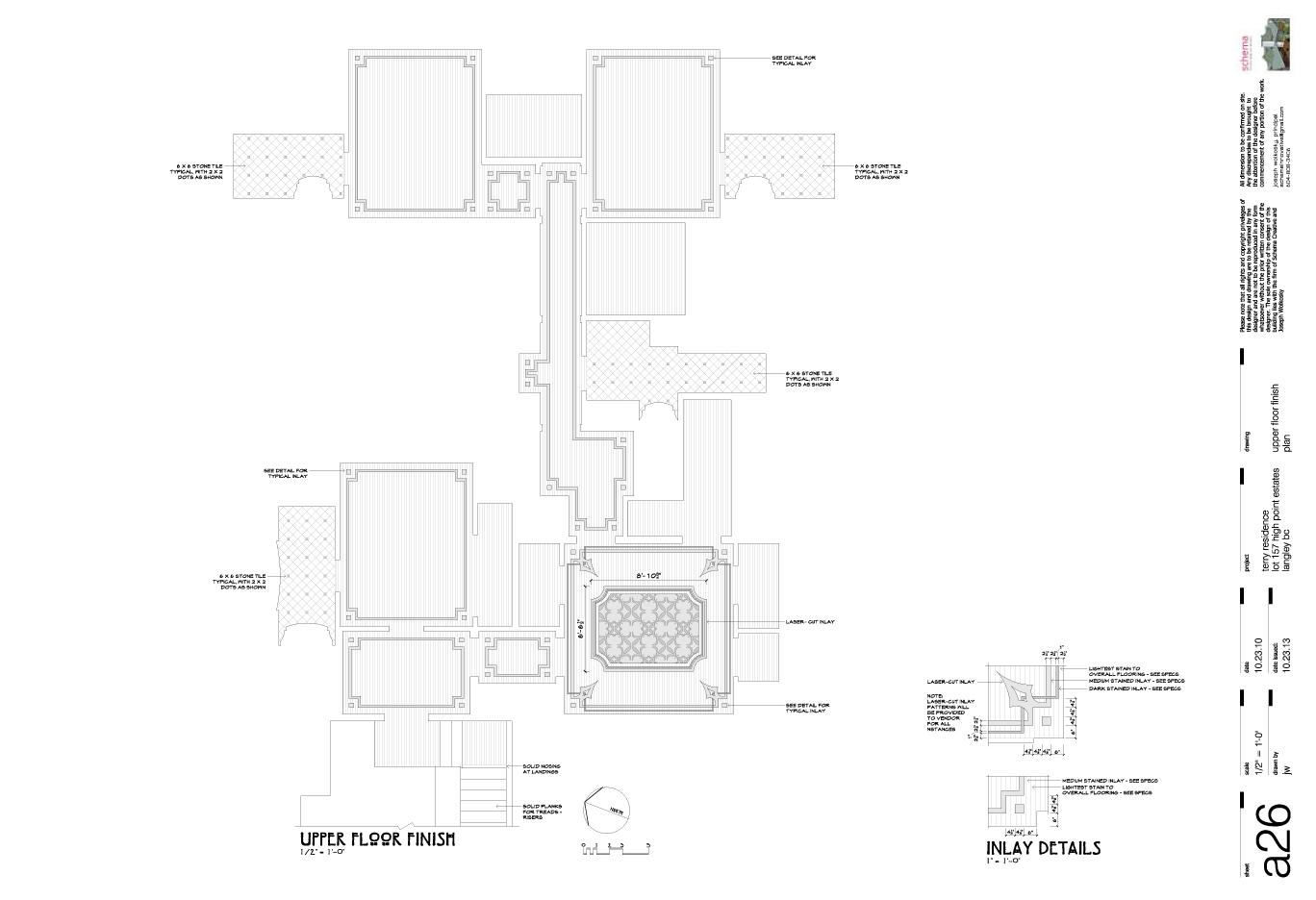 A26-UPPER-FLOOR-FINISH-PLAN