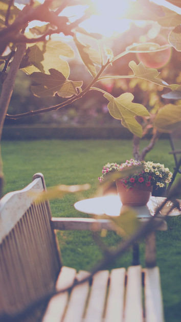 Outdoor Spaces to Enjoy with the Family