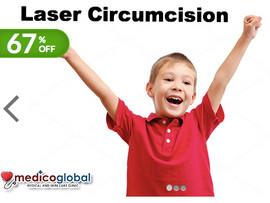 Laser Circumcision this Summer!