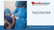 Vaccination for Flu at Medico Global Clinic