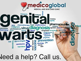 Genital Warts Removal at Medico Global Clinic Manila