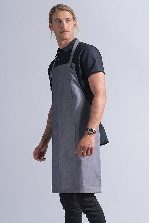 MANLY DENIM APRON