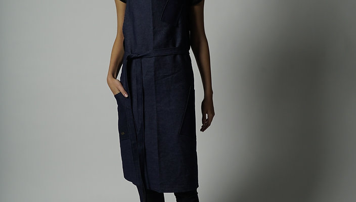 BRONSON DENIM APRON