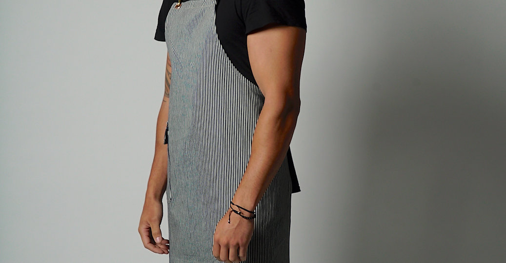 State Canvas Apron