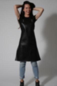 Vegan Maddison Leather Apron.jpg