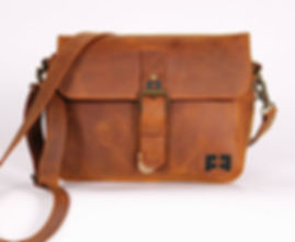Hudstarduds Leather Bag