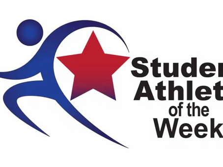 Andrew Frank - Student Athlete of the Week