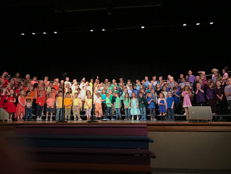 Virtual Elementary Holiday Concert