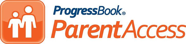 A picture of the ProgressBook logo