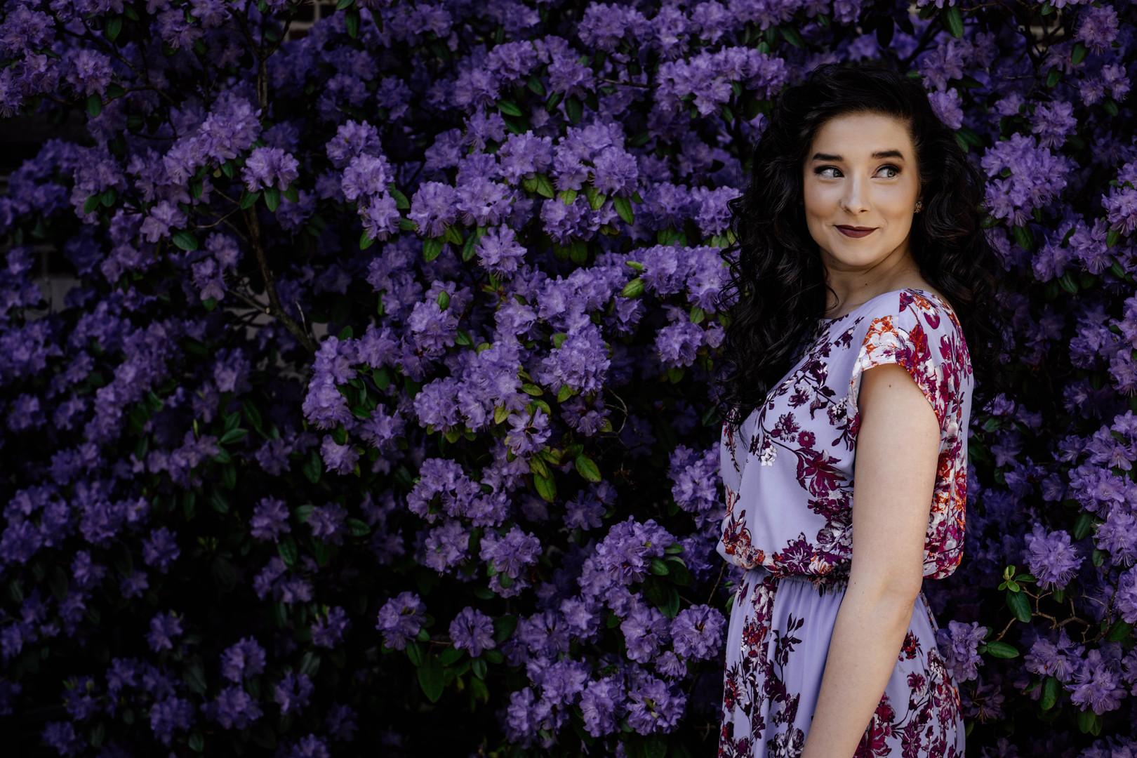 Jenna Buck, soprano 1