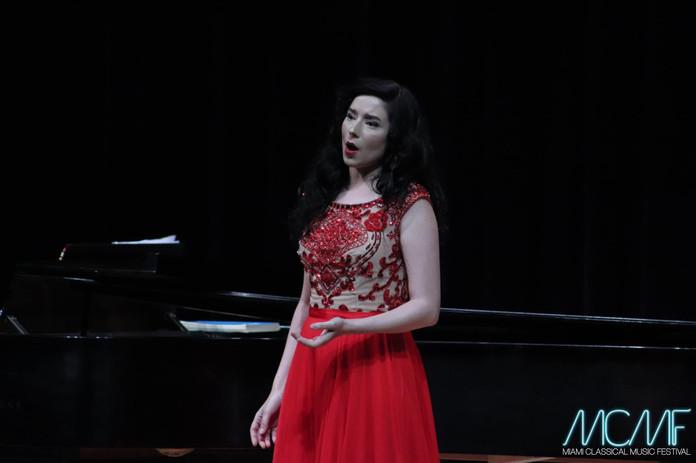 Jenna Buck, soprano_Miami Music Festival 1