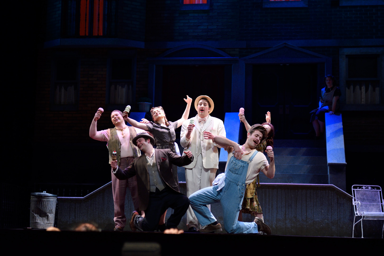 Jenna Buck, soprano_Michigan State University Opera Theare_Street Scene