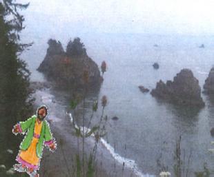 Flat Jesus visits Oregon.png
