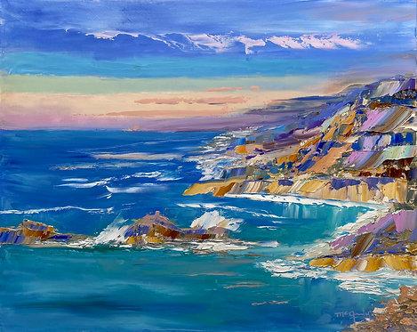 Romantic Coastline