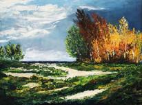 Autumn Shore II