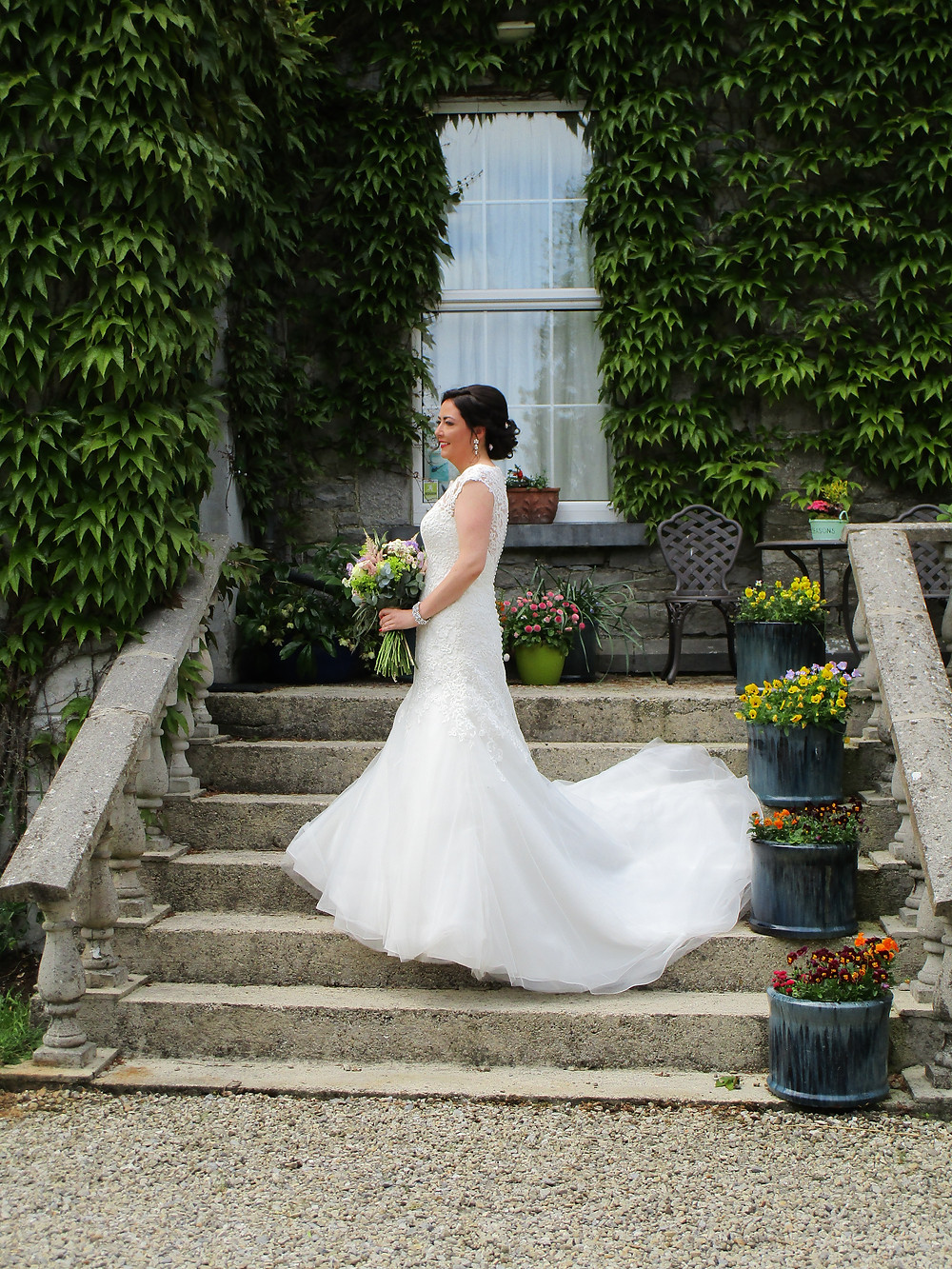 The Old Rectory Country House is an exclusive wedding venue in County Leitrim, Ireland