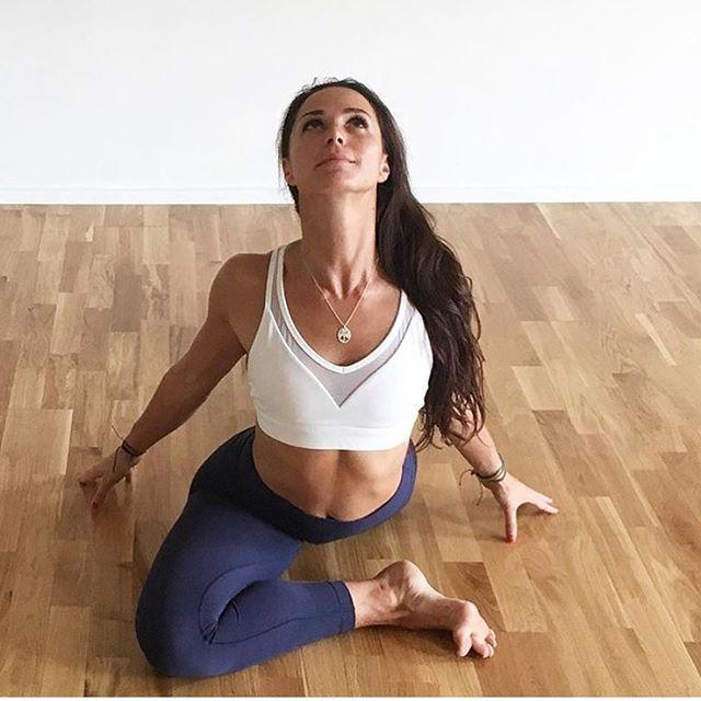 Emily-Clare Hill - London Yoga Teacher