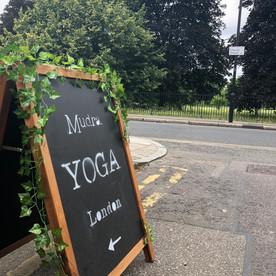 Clissold Park Yoga, Church Street Stoke Newington, Yoga London
