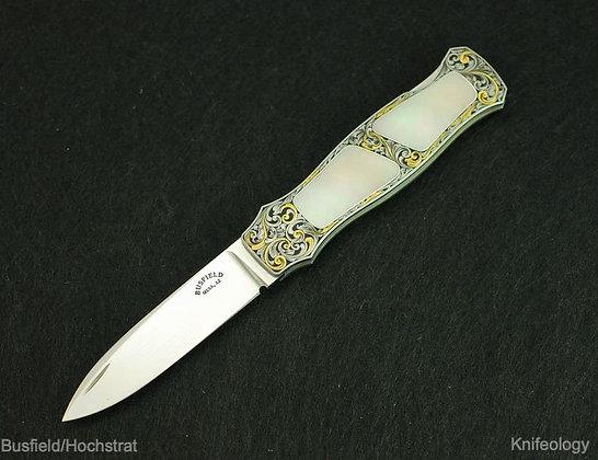 Jack Busfield Dagger engraved by Brian Hochstrat