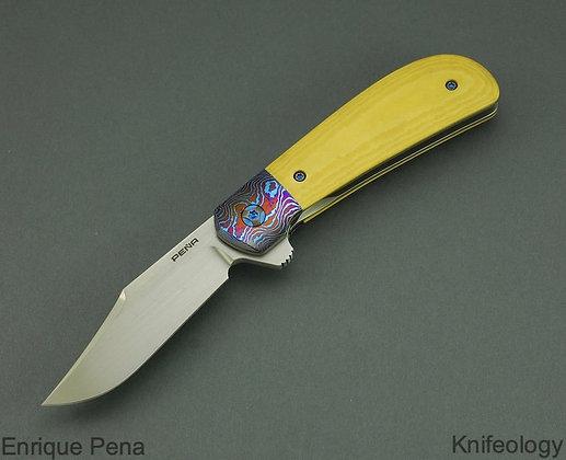 Enrique Pena Custom Deluxe Lanny's Clip Flipper