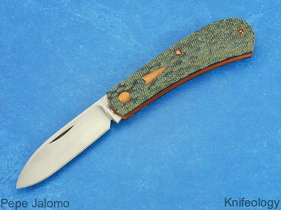 Pepe Jalomo - Mini Zulu Spear - sold