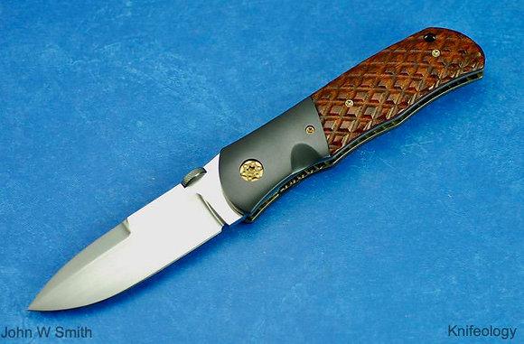 John W Smith Custom Knife