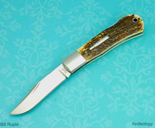 Bill Ruple Custom Knife