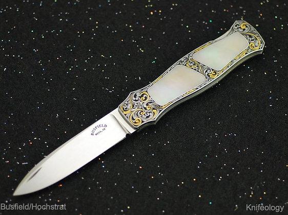 Jack Busfield Dagger Brian Hochstrat Engraver