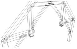 3dCAD drawing