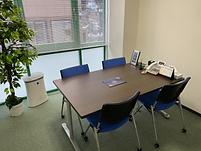 ラインプロフェクト 会議室A