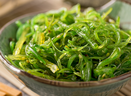 Seaweed is a treasure chest of goodness- this is why you should eat it and a meal recipe for you!