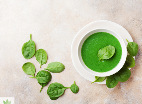 Medicinal Green Soup - my recipe voted No.1 favourite by many