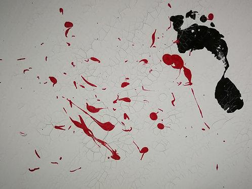Violence Against Women #4/ Sari Fishman