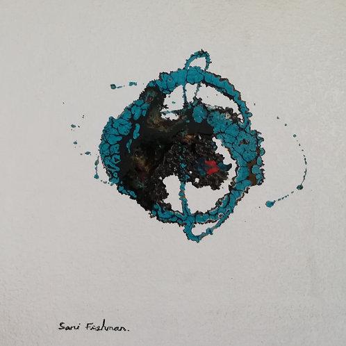 Combination #7/ Sari Fishman