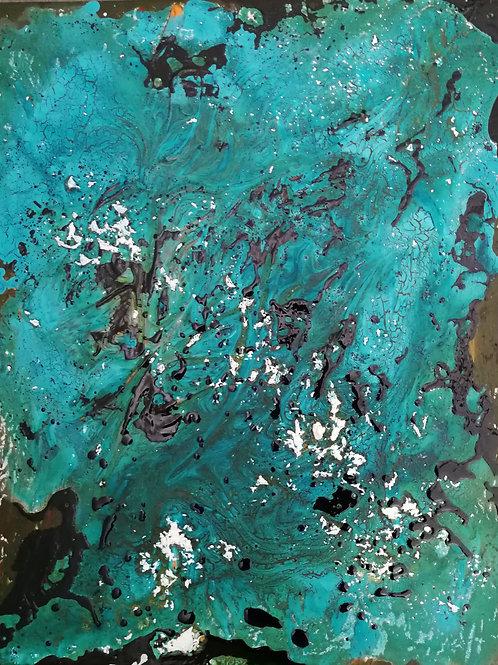 Contamination #8 / Sari Fishman