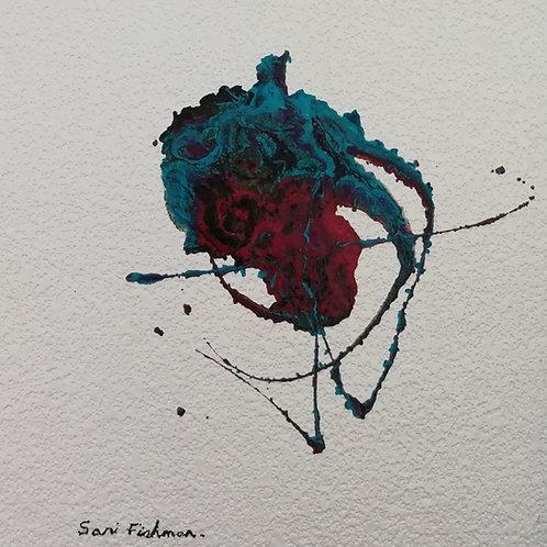 Combination #6/ Sari Fishman