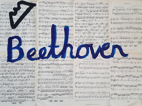 Beethoven is the king / Sari Fishman