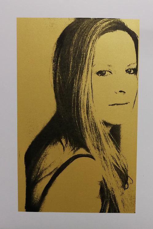 Self Portrait #1 / Sari Fishman
