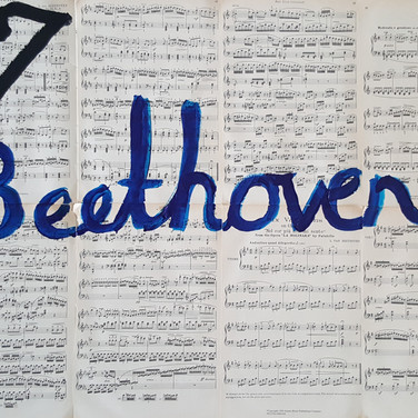 Beethoven is the king